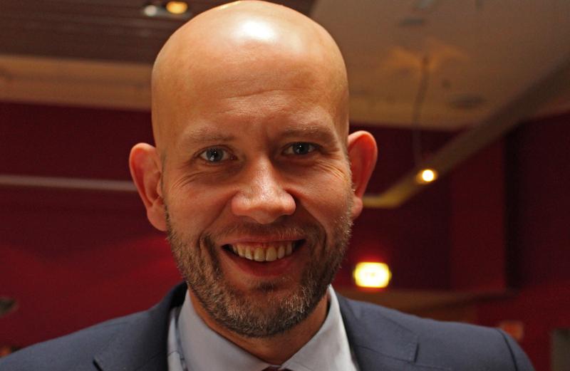statsråder i norge 2017